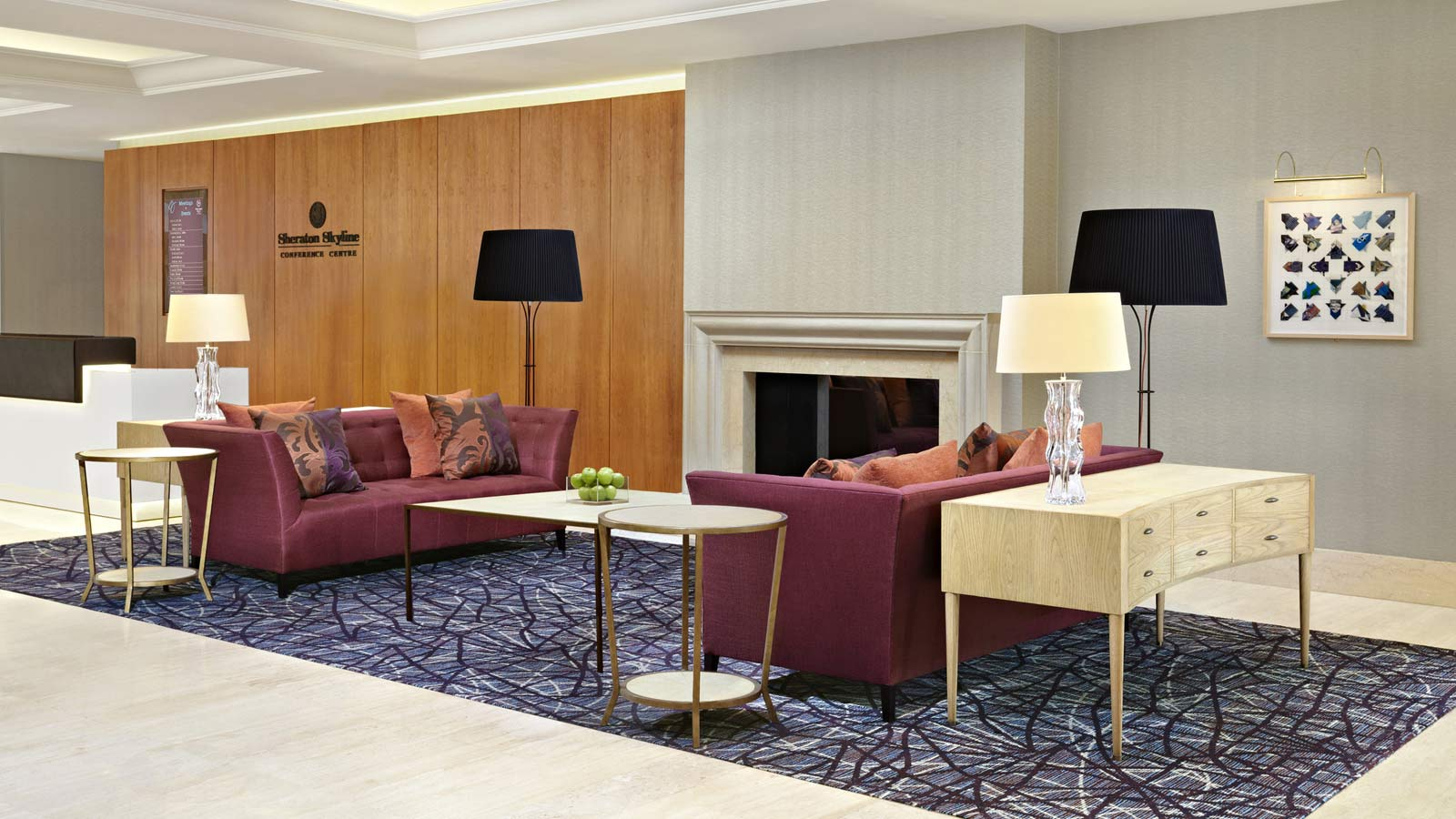 Sheraton Skyline Hotel - Meeting Packages - West London